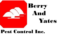 Berry & Yates Pest Control 's Logo